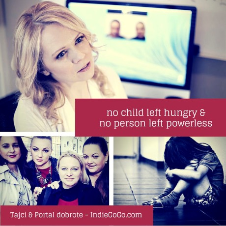 no child left hungry &no person left