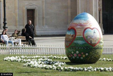 Easter egg Croatia