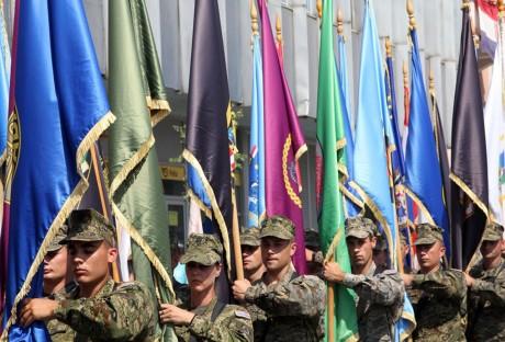 Croatian military parade Photo:Dusko Jaramaz/Pixsell