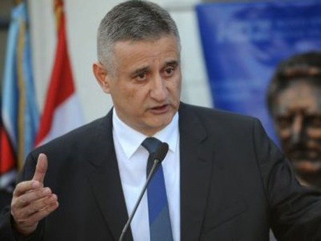 Tomislav Karamarko Leader of HDZ/Croatian Democratic Union