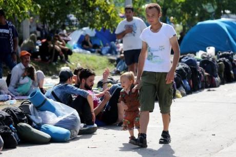 Croatia and refugee crisis in EU