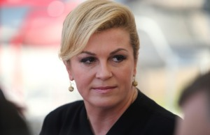 Kolinda Grabar-Kitarovic President Of Croatia Photo: Ivo Cagalj/Pixsell