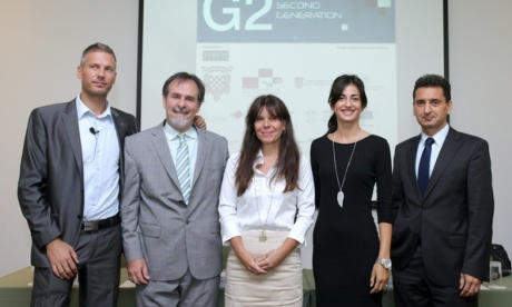 Participants in previous G2 Second Generation Croats from diaspora meeting Photo: Poslovni.hr
