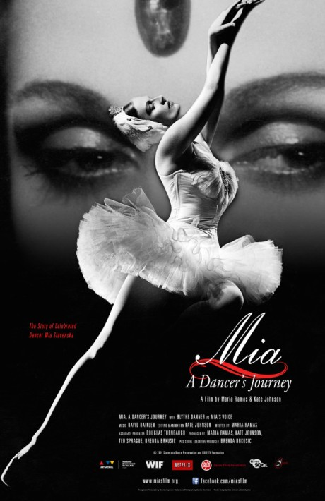 """Mia - A Dancer's Journey"""