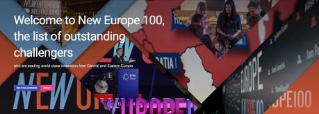 European top 100 innovators