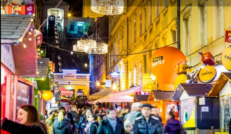 Advent 2015 Zagreb Croatia Christmas Markets