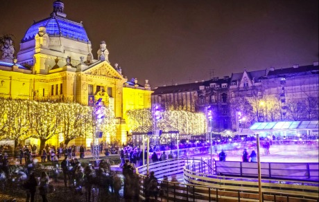 Advent 2015 Zagreb Croatia