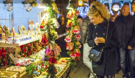 Zagreb Croatia 2015 Christmas Markets