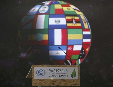 paris climate change conference 2015