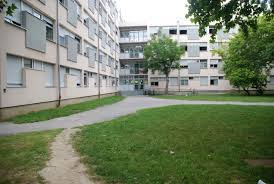Student accommodation buildings Zagreb, Croatia