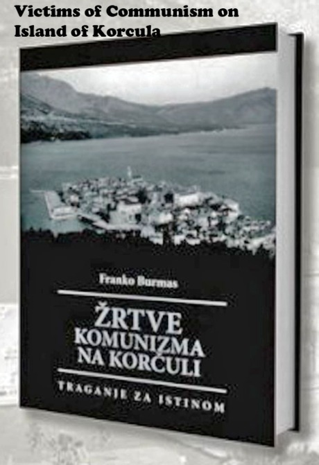 Victims of Communism on Korcula Croatia