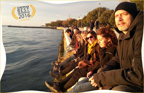 Zadar, Croatia Europe's best destination 2016