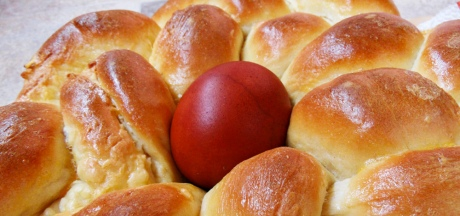 Croatian Easter Cake/Bread