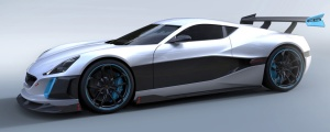 Rimac Concept S - is one amped up supercar