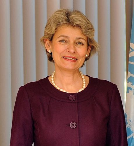 Irina Bokova, Former Acting Minister of Foreign Affairs of Bulgaria; current Director-General of UNESCO