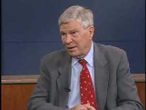 James M. McPherson. Historian, Princeton University