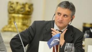 Tomislav Karamarko President of HDZ First Deputy Prime Minister of Croatia