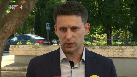 Bozo Petrov Deputy Prime Minister of Croatia