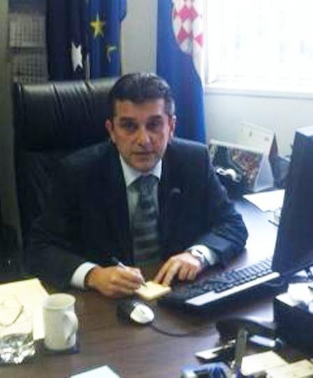 Dubravko Belavic Consul-General of Croatia for Victoria and Tasmania, Australia Melbourne Photo: SBS.com.au