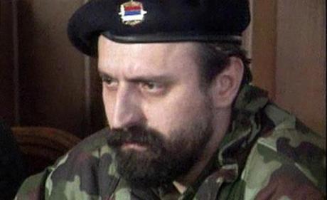 Goran Hadzic 1991 Serb rebel and war criminal