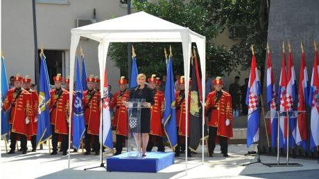Croatia victry day 2016