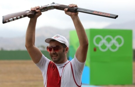 Josip Glasnovic 2016 Olympic Gold
