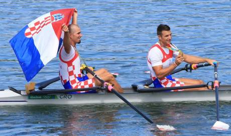 Martin and Valent Sinkovic 2016 Olympic Gold