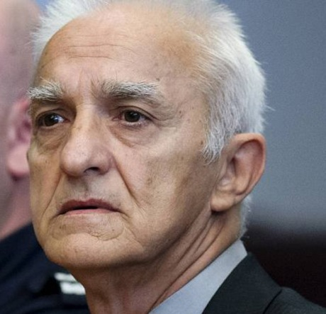 DRagan Vasiljkovic at court Split, Croatia 20 September 2016 Photo:Hamze Media