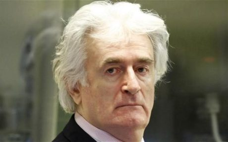Radovan Karadzic 40 year prison sentence for war crimes in Bosnia and Herzegovina against Croats and Bosniaks Photo: AP