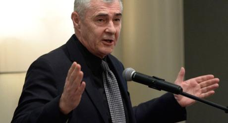 General Zeljko Glasnovic, Member of Croatian Parliament for Croats Living Abroad/ Diaspora Photo: Goran Mehkek/Cropix