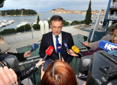 Anton Kliman Former minister for tourism, Croatia Photo: Dejan Stifanic