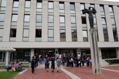 County Court Split in Croatia Photo: HINA/ Mario Strmotic/ ua