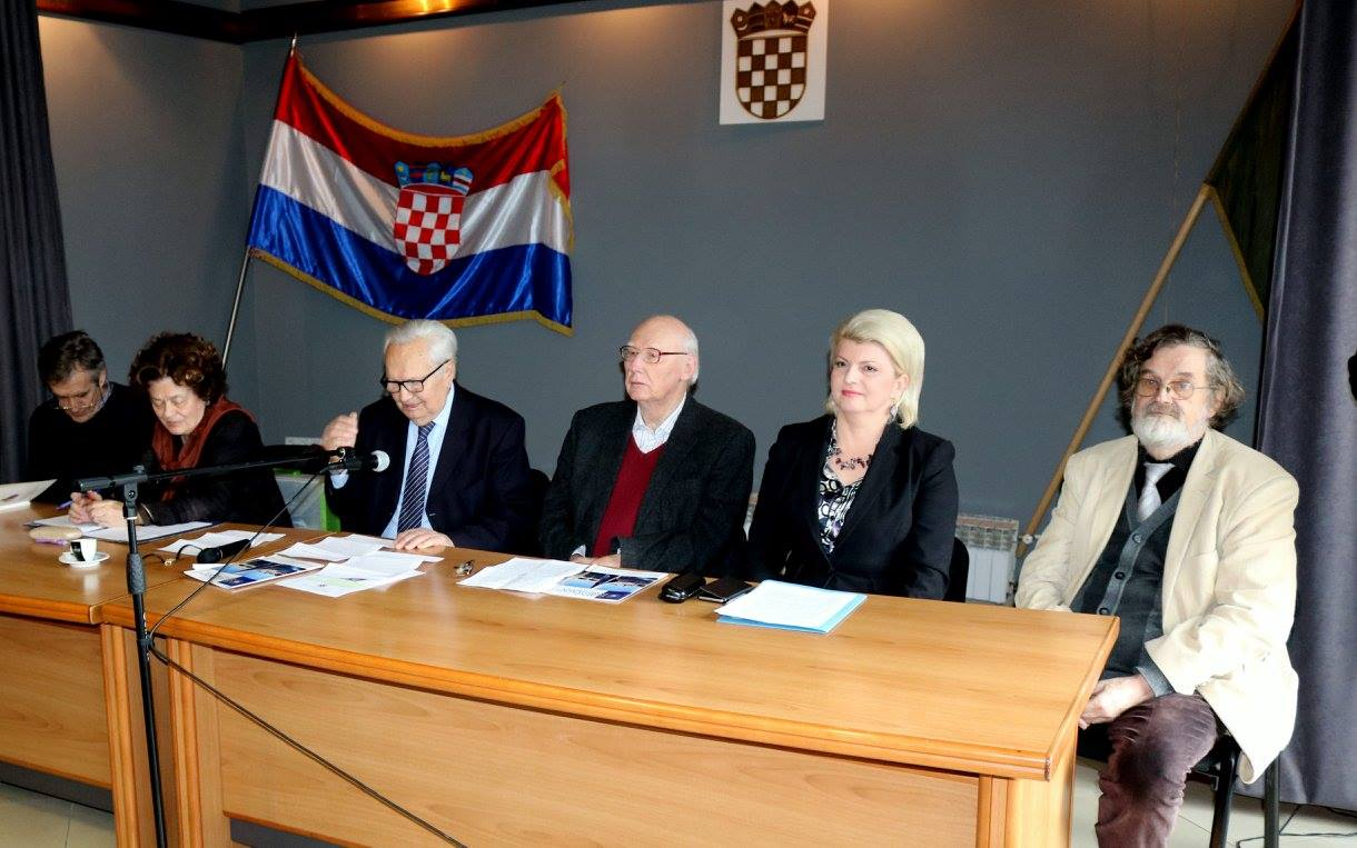 Right and wrong Croats