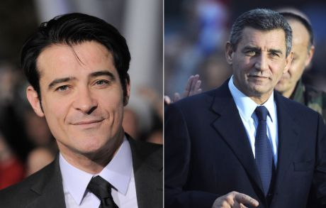 Actor Goran Visnjic (L) General Ante Gotovina (R) Photo collage: croatiaweek.com